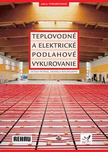 Obrázok Teplovodné a elektrické podlahové vykurovanie