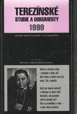Obrázok Terezínské studie a dokumenty 1999