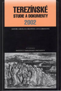 Obrázok Terezínské studie a dokumenty 2002