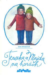Obrázok Terezka a Majda na horách