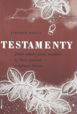 Obrázok Testamenty