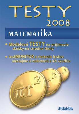 Obrázok TESTY 2008 Matematika