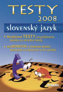 Obrázok TESTY 2008 Slovenský jazyk