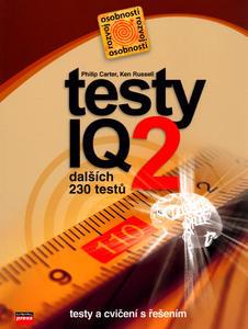 Obrázok Testy IQ 2. testy a cvičení s řešením