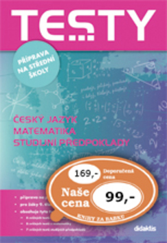 Testy příprava na střední školy - M. Cizlerová, Petra Červinková, Čelišová