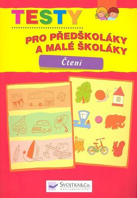 Obrázok Testy pro předškoláky a malé školáky Čtení