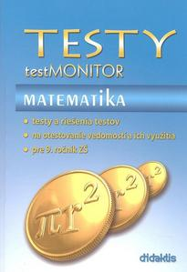 Obrázok Testy testMONITOR Matematika