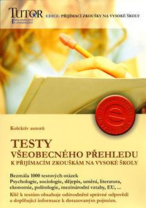 Obrázok Testy všeobecného přehledu k přijímacím zkouškám na vysoké školy