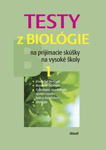 Obrázok Testy z biológie na prijímacie skúšky na vysoké školy 1