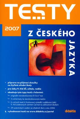 Obrázok Testy z českého jazyka 2007