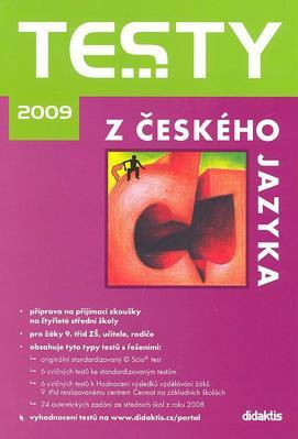 Obrázok Testy z českého jazyka 2009