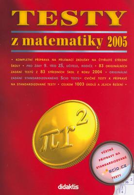 Obrázok Testy z matematiky 2005