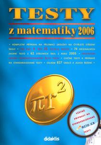 Obrázok Testy z matematiky 2006
