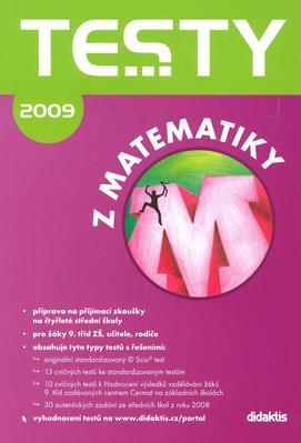 Obrázok Testy z matematiky 2009