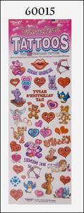 Obrázok Tetování dlouhý závěs Valentin