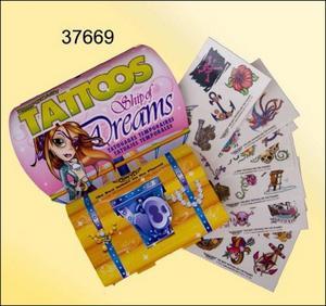 Obrázok Tetování krabička Dreams