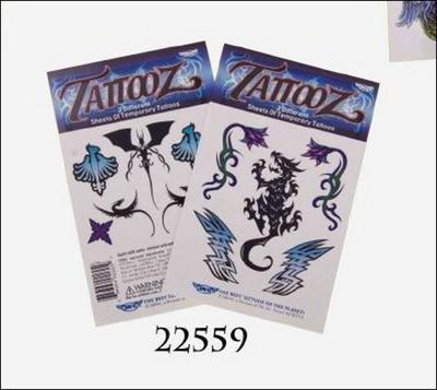 Obrázok Tetování stojan svítící