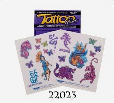 Obrázok Tetování závěs střední třypt
