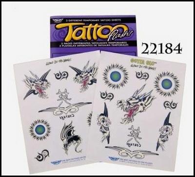 Obrázok Tetování závěs svítící