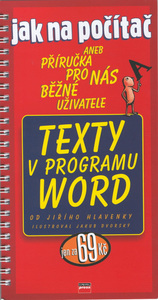 Obrázok Texty v programu Word