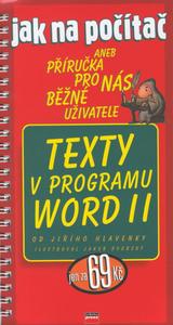 Obrázok Texty v programu Word II
