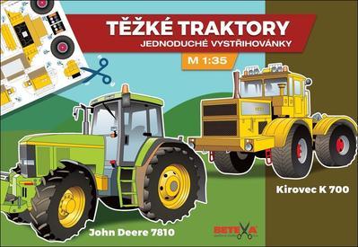 Obrázok Těžké traktory