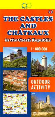 Obrázok The Castles and Chateaux 1:800 000