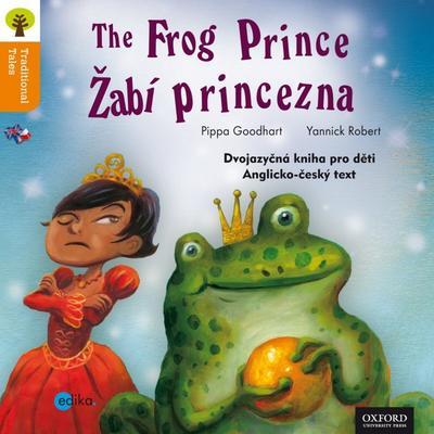 Obrázok The Frog Princess Žabí princezna