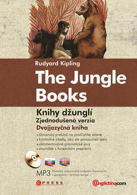 Obrázok The Jungle Books Knihy džunglí