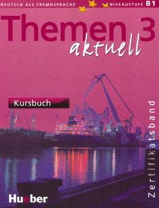 Obrázok Themen 3 aktuell Kursbuch