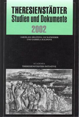 Obrázok Theresienstädter Studien und Dokumente 2002