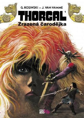 Obrázok Thorgal Zrazená čarodějka