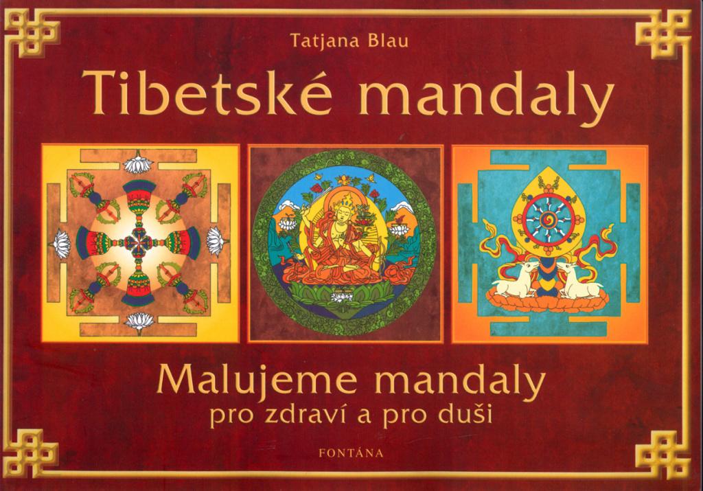 Tibetské mandaly - Tatjana Blau