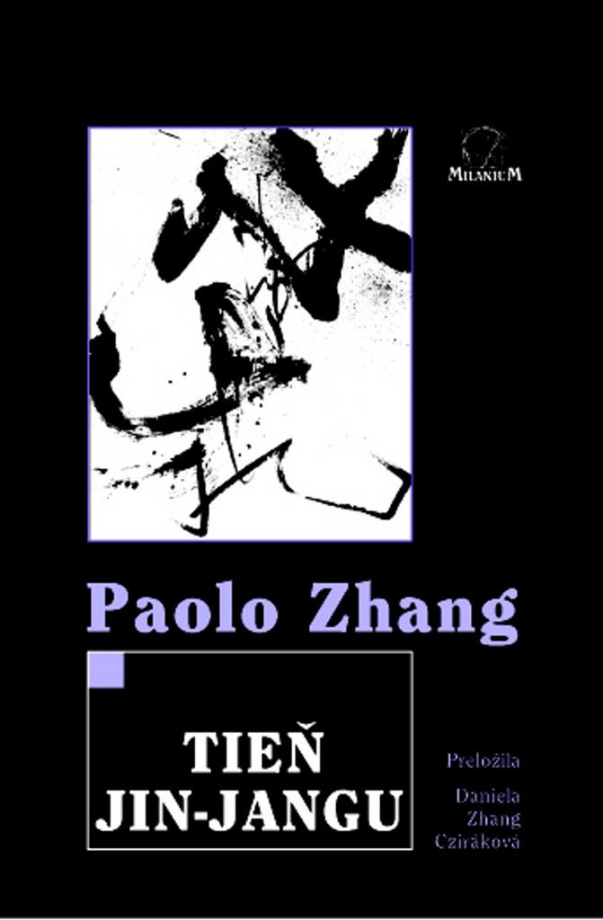 Tieň jin-jangu - Paolo Zhang