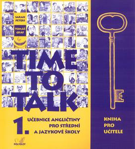 Obrázok Time to Talk 1. Kniha pro učitele