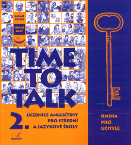 Obrázok Time to Talk 2. Kniha pro učitele