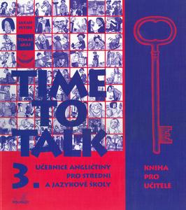 Obrázok Time to Talk 3. Kniha pro učitele