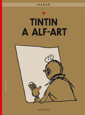 Obrázok Tintin 24 Tintin a alf-art