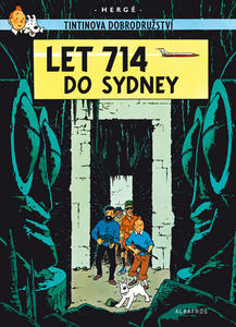 Obrázok Tintin Let 714 do Sydney