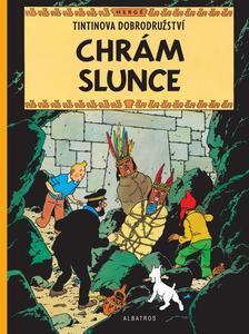 Obrázok Tintinova dobrodružství Chrám Slunce