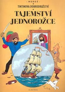 Obrázok Tintinova dobrodružství Tajemství jednorožce