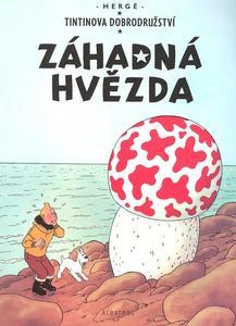Obrázok Tintinova dobrodružství Záhadná hvězda