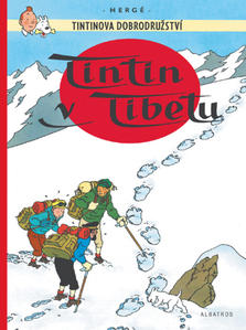 Obrázok Tintin v Tibetu