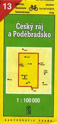 Obrázok TM 13 Český ráj a Poděbradsko