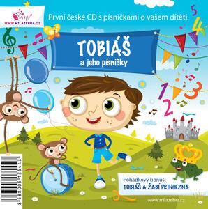 Obrázok Tobiáš a jeho písničky