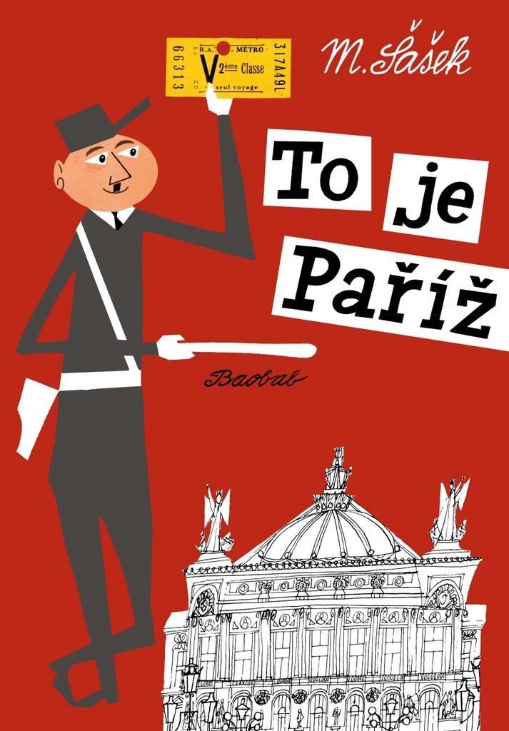 To je Paříž - Miroslav Šašek