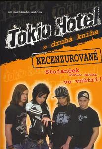 Obrázok Tokio Hotel Druhá kniha