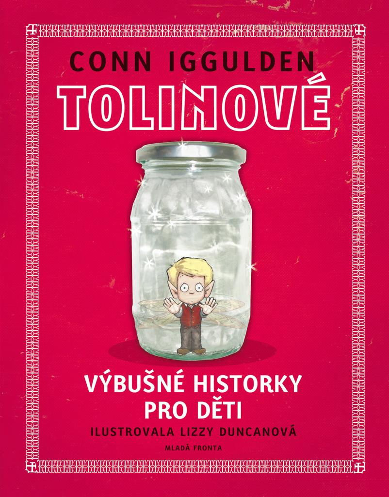 Tolinové - Conn Iggulden