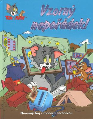 Obrázok Tom a Jerry - Vzorný nepořádek