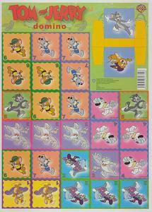 Obrázok  Tom and Jerry - domino